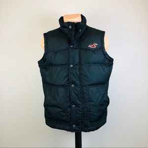 Hollister Men's Medium Puffer Vest